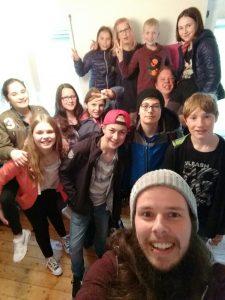 GruppenfotoKopfkino